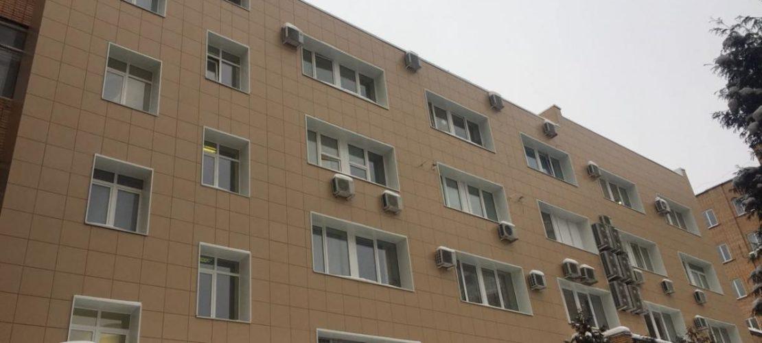 Административное здание, ФГУП ГосНИИАС — Москва