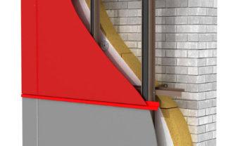 Лента EPDM для вентилируемых фасадов